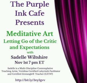 The Purple Ink Cafe Presents