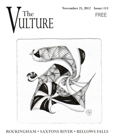 The Vulture, Issue 113, Cover