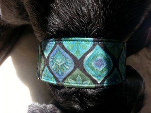 Onyx's collar - border inspiration