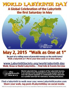 World Wide Labyrinth Day 2015