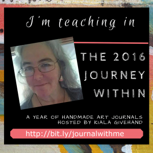I'm teaching in The 2016 Journey Within