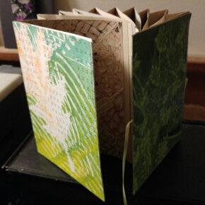 March accordian Journal