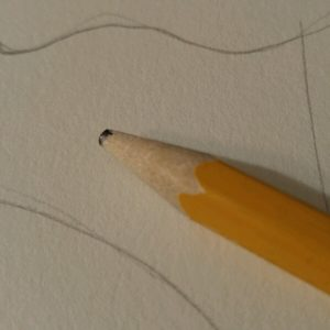 The dreaded blunt pencil - where IS that sharpener??