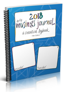 2018 Daily Musings Journal