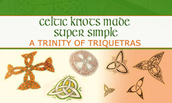 New Celtic Knotwork Class: Drawing Heart & Pretzel Knots